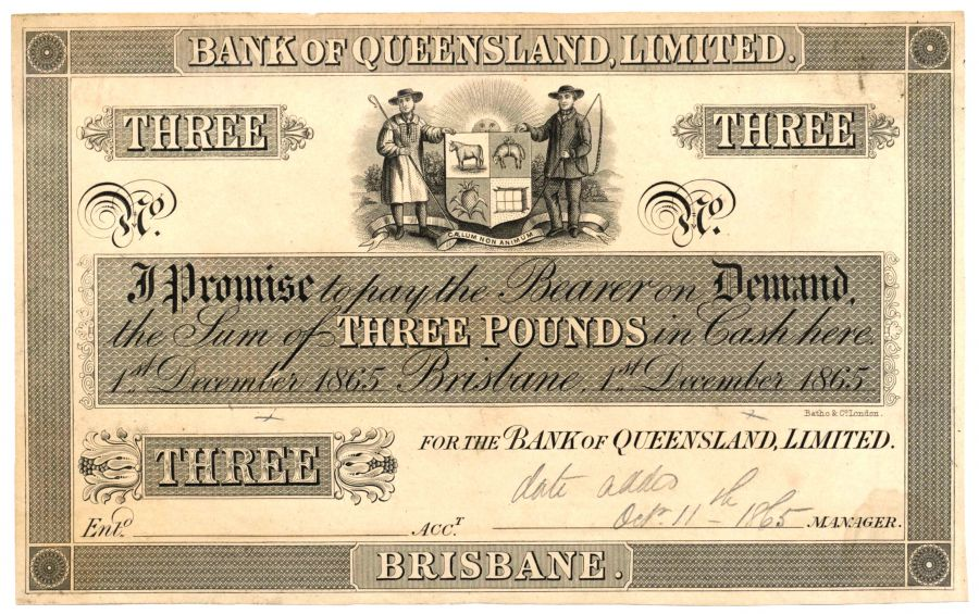 3 Pound Bank QLD